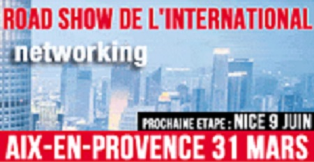 ROAD SHOW DE L'INTERNATIONAL 2017