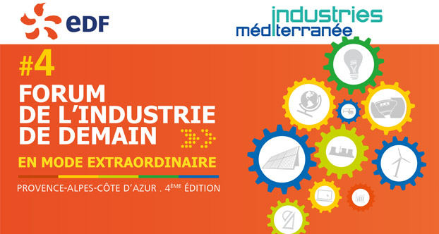 Forum de l'Industrie de Demain 2019